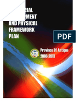 Antique Provincial Development and Physical Framework Plan 2008-2013