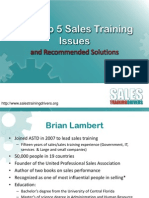 5 Biggest Challenges in Sales Training 1227706957843457 8