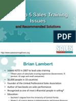 5 Biggest Challenges in Sales Training 1227706957843457 8