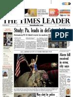 Times Leader 10-28-2011