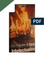 Baez, Fernando - La Hoguera de Los Intelectuales