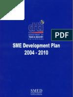 Small and Medium Enterprise Development Plan 2004-2010