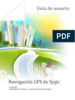 UserGuide Sygic GPS Navigation Mobile v3 ES