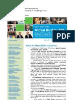 News Bulletin from Aidan Burley MP #26