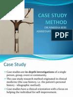 5)Case Study Method