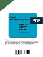 SHIPMATE RS-8400-8300