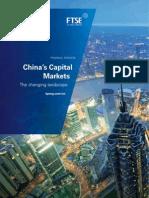China Capital Markets FTSE 201106