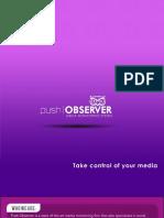 Push Obeserver Brochure