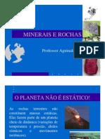 Minerais e Rochas apresentação detalhada