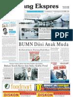 Koran Padang Ekspres | Jum'at, 28 Oktober 2011