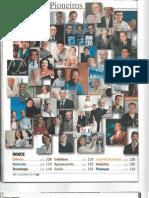 Revista Veja - Os Pioneiros