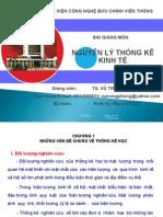 Giao Trinh Nguyen Ly Thong Ke