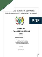 TRABAJO FALLAS