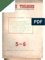 Pr. Prof. d. Staniloae - Formele Si Cauzele Falsului Misticism (in Studii Teologice 1952, Nr. 5-6)