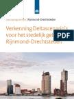 Delta Scenarios Stedelijk Gebied Rijnmond-Drechtsteden