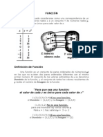 Apuntes de matemáticas funciones 1