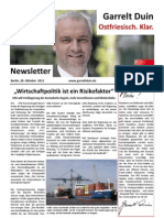 20111021 Newsletter Oktober II