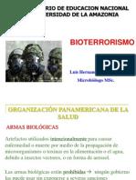 bioterrorismo LHOC