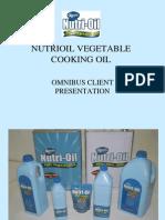 Nutrioil Omnibus Product Presentation