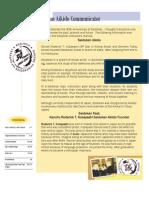 Seidokan Aikido Communicator, August 2011 (Part 1)