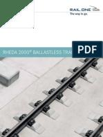 Rheda2000 en 2011 eBook