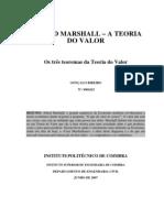 Alfred Marshall - A Teoria Do Valor