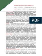 FATORES DE RISCO PARA INFECÇÕES DO TRATO URINÁRIO