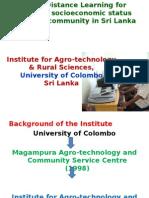 Online Agro-Technology Diploma Programme Presentation