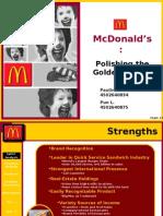BA McDonald's