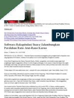 Software Rekapitulasi Suara Gelembungkan Perolehan Ratu Atut-Rano Karno _ Republika Online