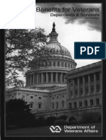 Federal Benefits for Veterans, Dependents, & Survivors 2010 Edition (VA Pamphlet 80-10-01)