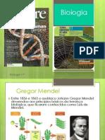 Biologia 11 - Como Foi Descoberto o DNA