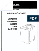 Manual Servico Brastemp Clean