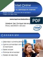 Tu Privacidad Online 4-0