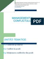 managementul conflictului
