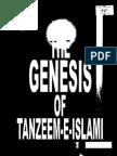 BE 1 17The Genesis of Tanzeem-E-Islami