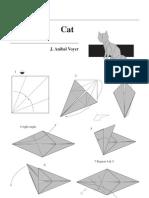 Origami - Cat Voyer