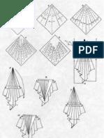 Origami - Conchiglia