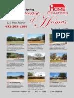 Showcase of Homes - September 2011