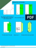 Origami - Flexicube Box