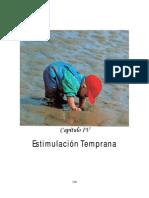 Capítulo IX Estimulación Temprana