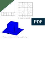 Origami - Pyramid