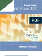RF Windows Client QuickRef