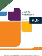 Map Info Professional Supplement