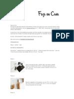 Decoupage - Caixa Foto
