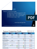 HP ALM-QC 11 Comparison Guide Jan2011