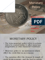 monetory