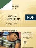 Obesidad Anemia