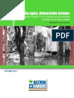 Informe Afectacion Pacifico Guatemala Depresion Tropical 12-E