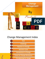 PPT, Change Management